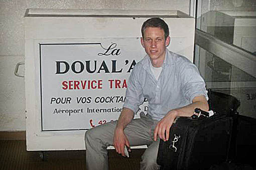 Doula Airport. Cameroon