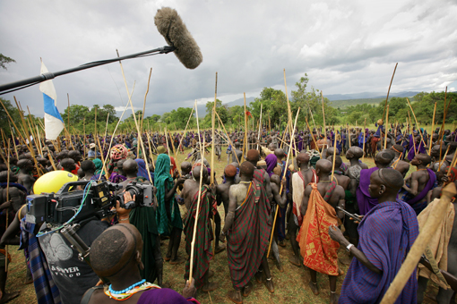 BBC Human Planet : Suri Tribe (Surma)  of South West Ethiopia :